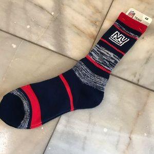 New York Giants Socks
